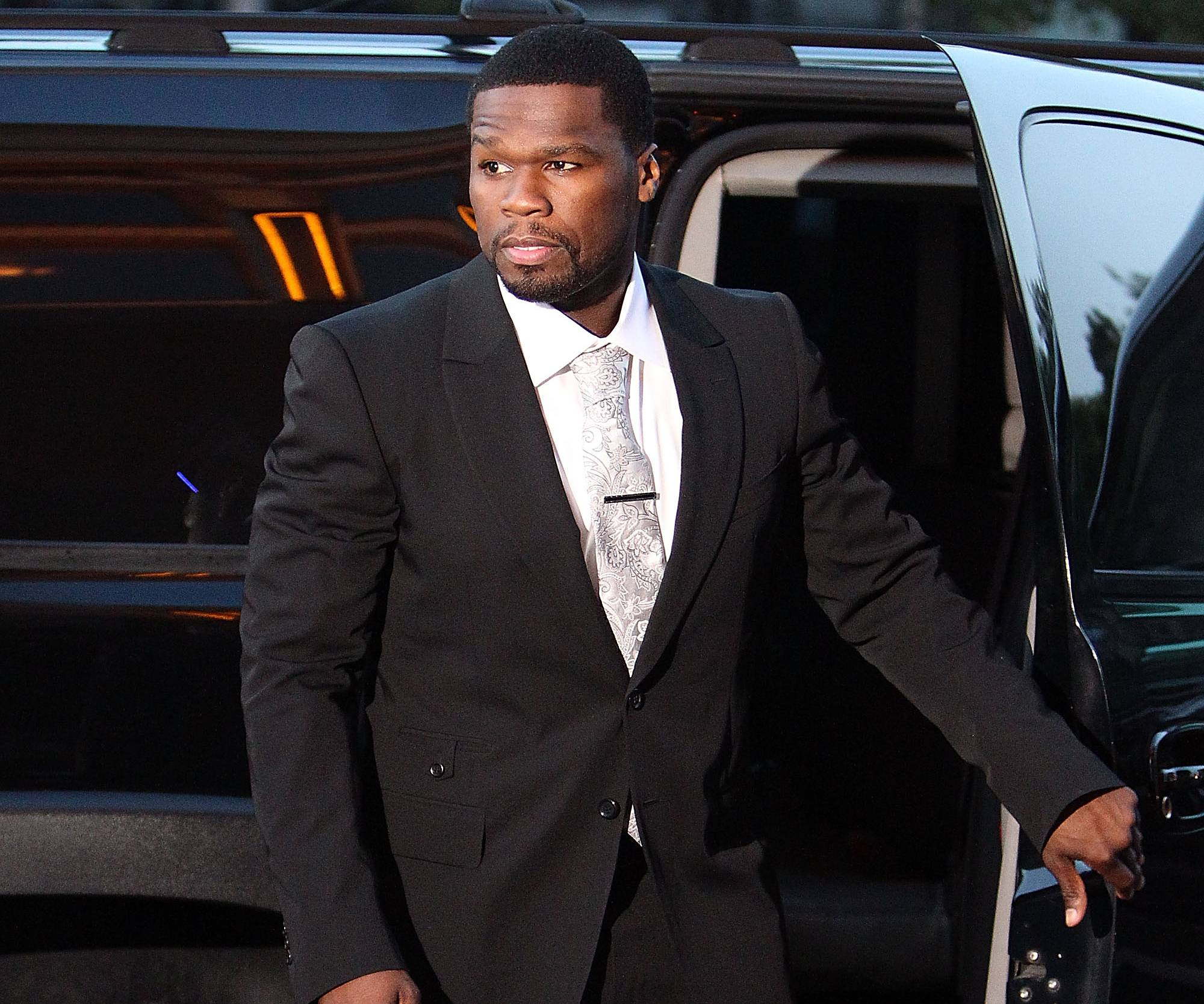 50 Cent - When 50 Cent made his almost mythical comeback after being shot nine times in 2000, he brought an army with him: Tony Yayo, Lloyd Banks and, later, exiles Game and Young Buck, all of whom broke out via Fif's G-Unit Records.(Photo: Dario Cantatore/Getty Images)