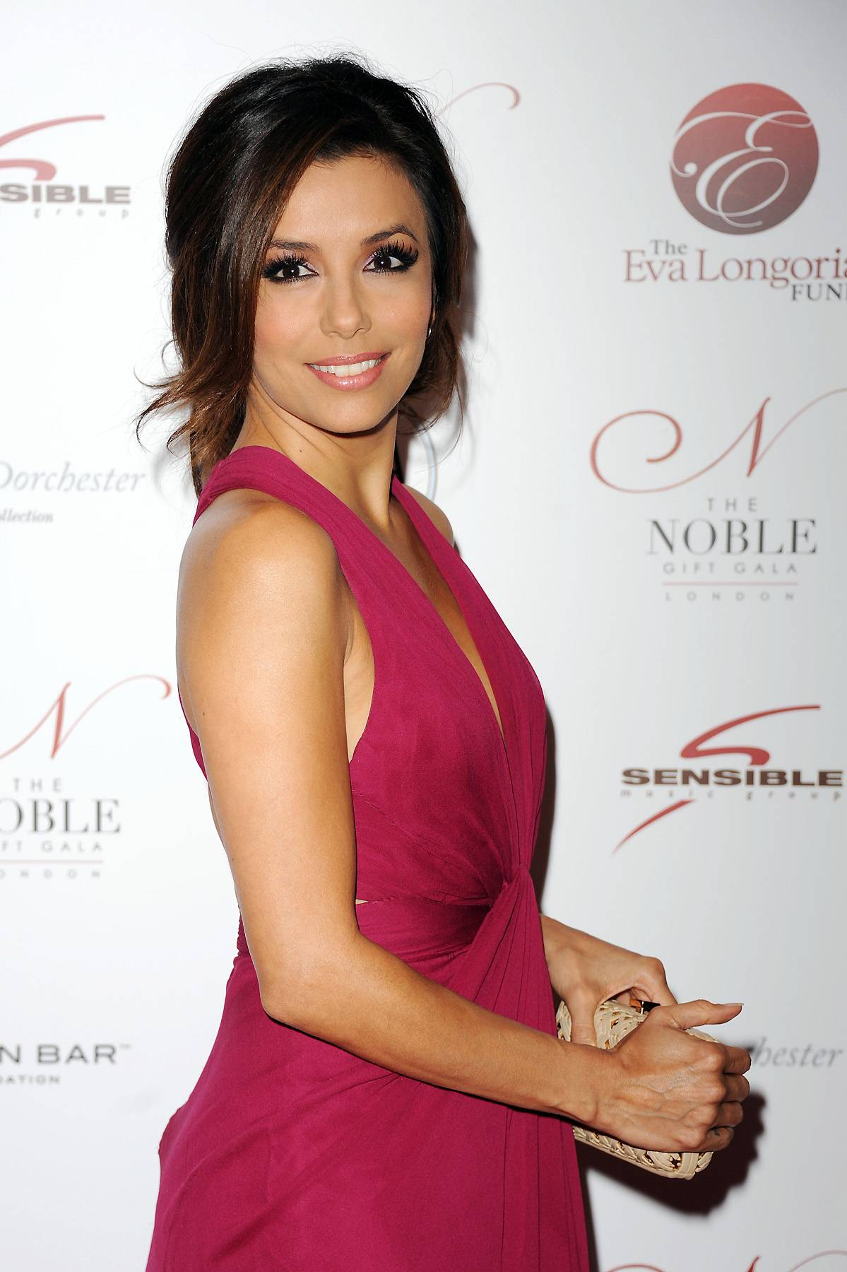 Eva Longoria - Eva Longoria is co-chair of the Obama for America campaign. She is also an actress best known for her role on the television show Desperate Housewives.(Photo: Stuart Wilson/Getty Images)