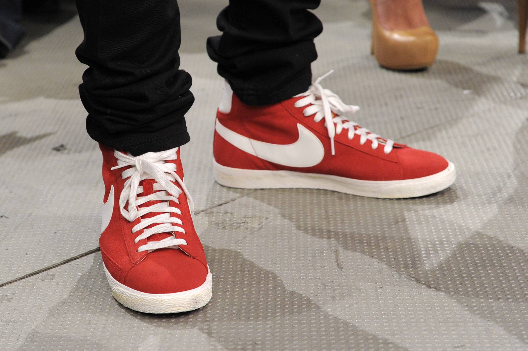Cool Kicks Bro - Bow Wow at 106 & Park, January 23, 2012. (Photo: John Ricard / BET)