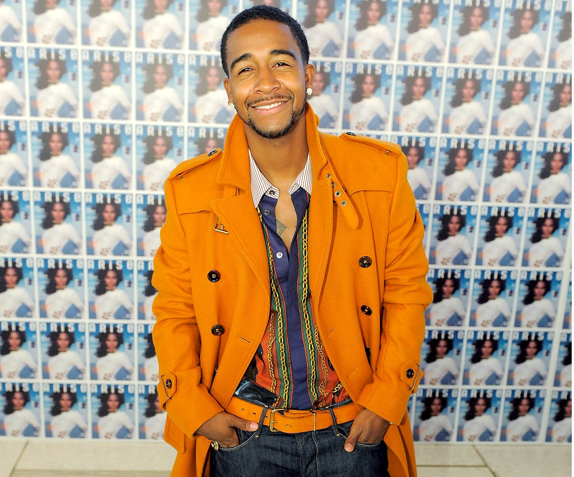Omarion - From B2K until now, Omarion is still looking good and better than ever before!(Photo: Jemal Countess/Getty Images for IMG)