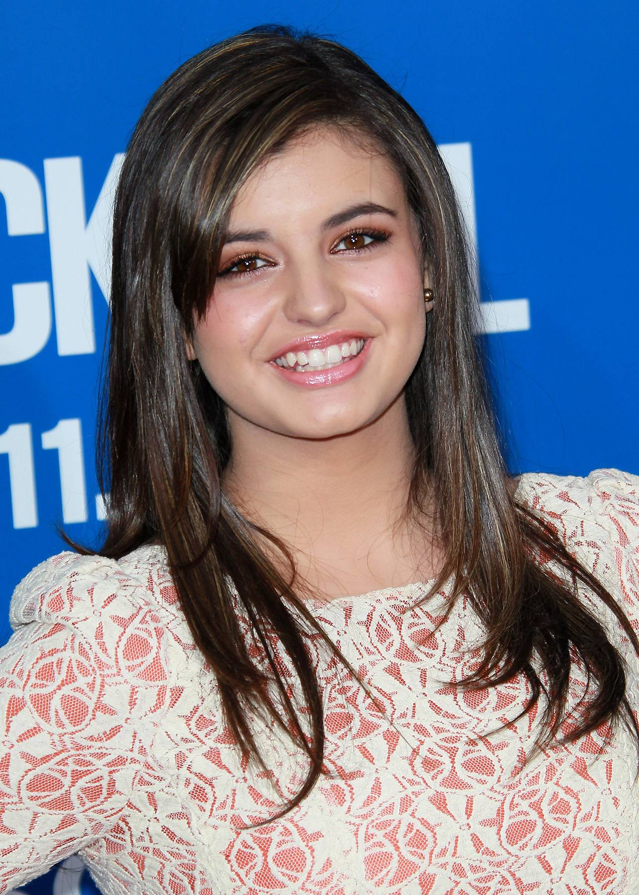 """Rebecca Black - Rebecca Black's """"Friday"""" was uploaded to YouTube in 2010 and went viral in 2011?mostly because it was so hilariously awful. Still, she's parlayed her fame into some big opportunities: hosting an online award show for MTV, appearing in a Katy Perry video and performing with her on tour, and recording her own forthcoming new album. (Photo: David Livingston/Getty Images)"""