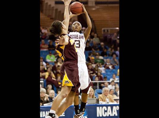 Fact #3 - She was a guard on her school's women's basketball team.