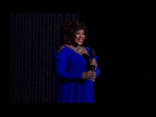 """Loretta Divine - Actress Loretta Devine, who's appeared in several films including """"Waiting to Exhale,"""" made a quick appearance in season three."""