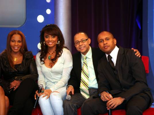 """Special Guests - Free returned to """"106"""" to speak about relationship abuse, along with Alishia Renee, Dr. Jeff, and Kevin Powell."""
