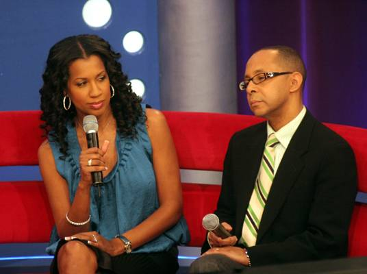 Dr. Michelle - The trained psychologist added her own advice for young people trapped in abusive relationships.