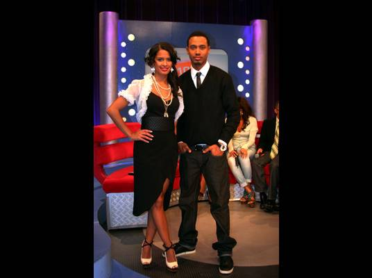 Get Help! - Rocsi and Terrence asked viewers to call the Teen Abuse Hotline at 866-331-9474 if they need help.