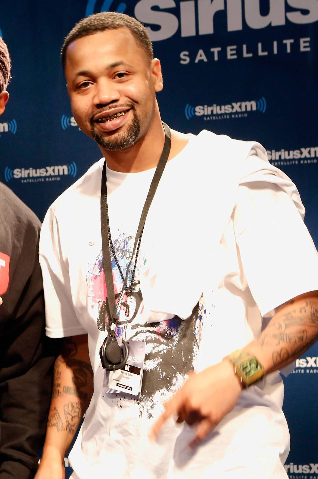 """Juvenile - Juvenile and Wayne came up together as members of the Hot Boys, but that didn't stop a war of words from breaking out between the two in the early 2000s. Juvie lashed out at his former band mate and Cash Money on """"A H--"""" in 2001, spitting, """"How you pull the nerve to ever start dissin' n---as?When you was on BET straight kissin' n---as?"""" (Photo: Cindy Ord/Getty Images for Sirius)"""