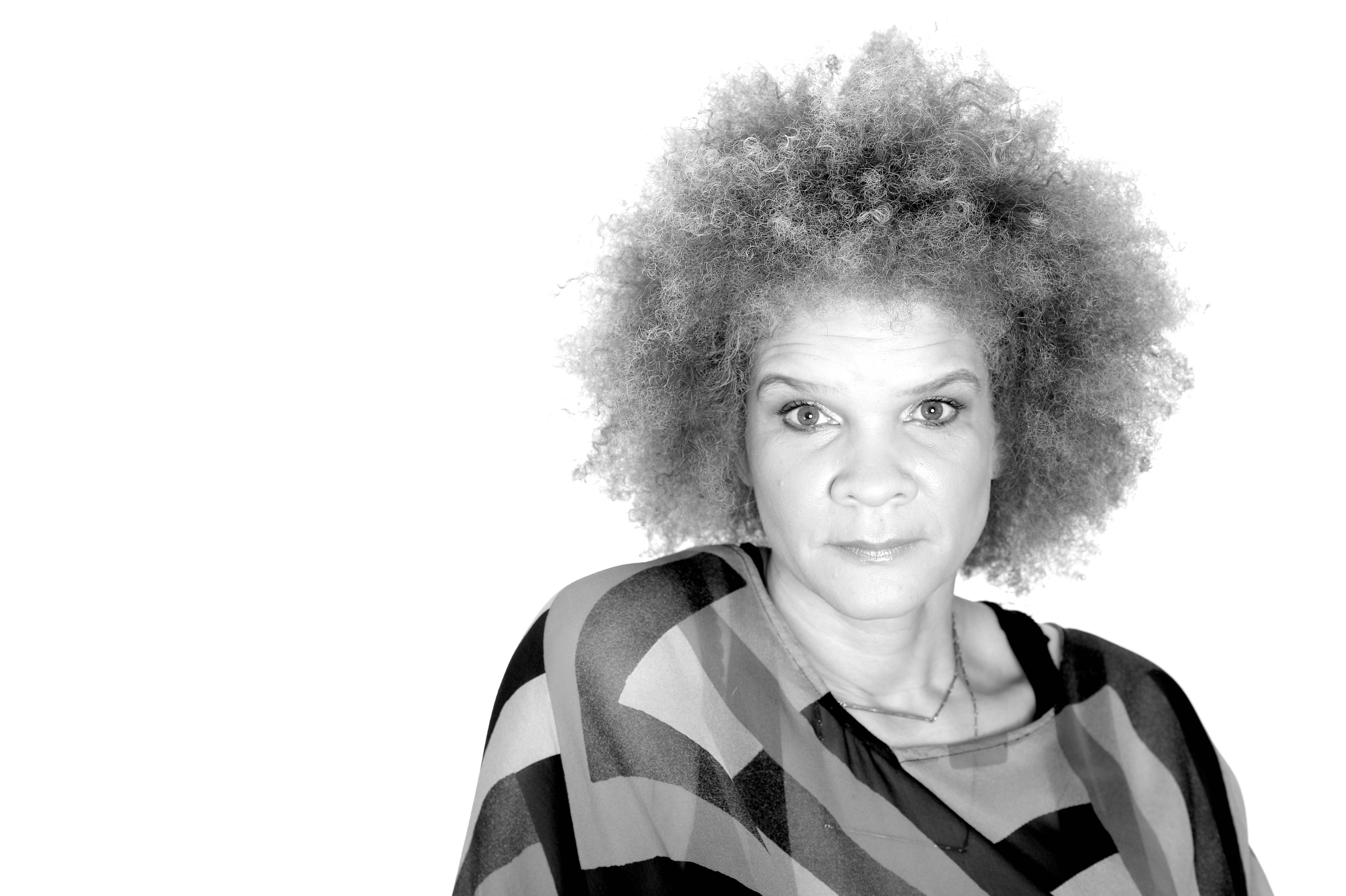 """Michaela Angela Davis - The activist and writer strives to incorporate a sense of excitement in her own life thanks to her mother, a woman who constantly reminded Davis that """"life could be magical."""" And at the age of 75, it's a mentality that her mother carries to this day. """"The best thing that my mother gave me was the example of how she is living her life. She stayed really involved in the adventure of her own life,"""" Davis said. (Photo: BET)"""