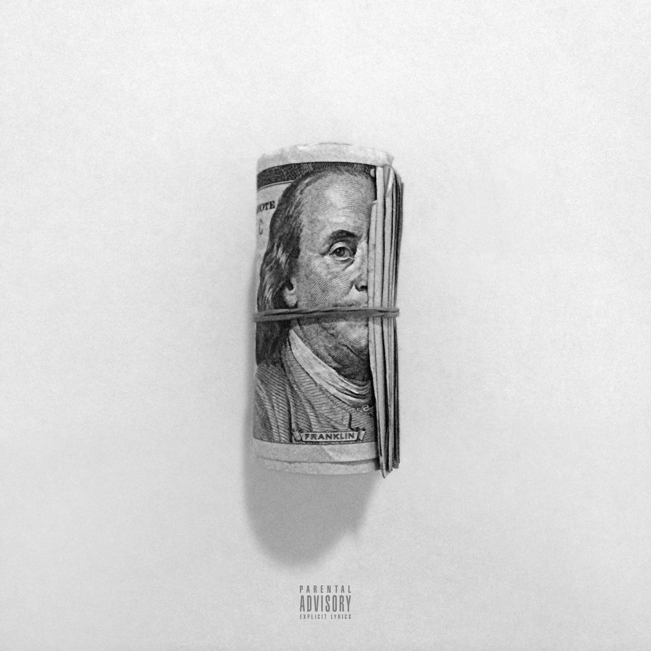 Lunch Money - A roll of Benjamins tied up in a rubberband to symbolize all the lunch money Pusha T stole from everyone at school that day? Priceless. (Photo: Def Jam)