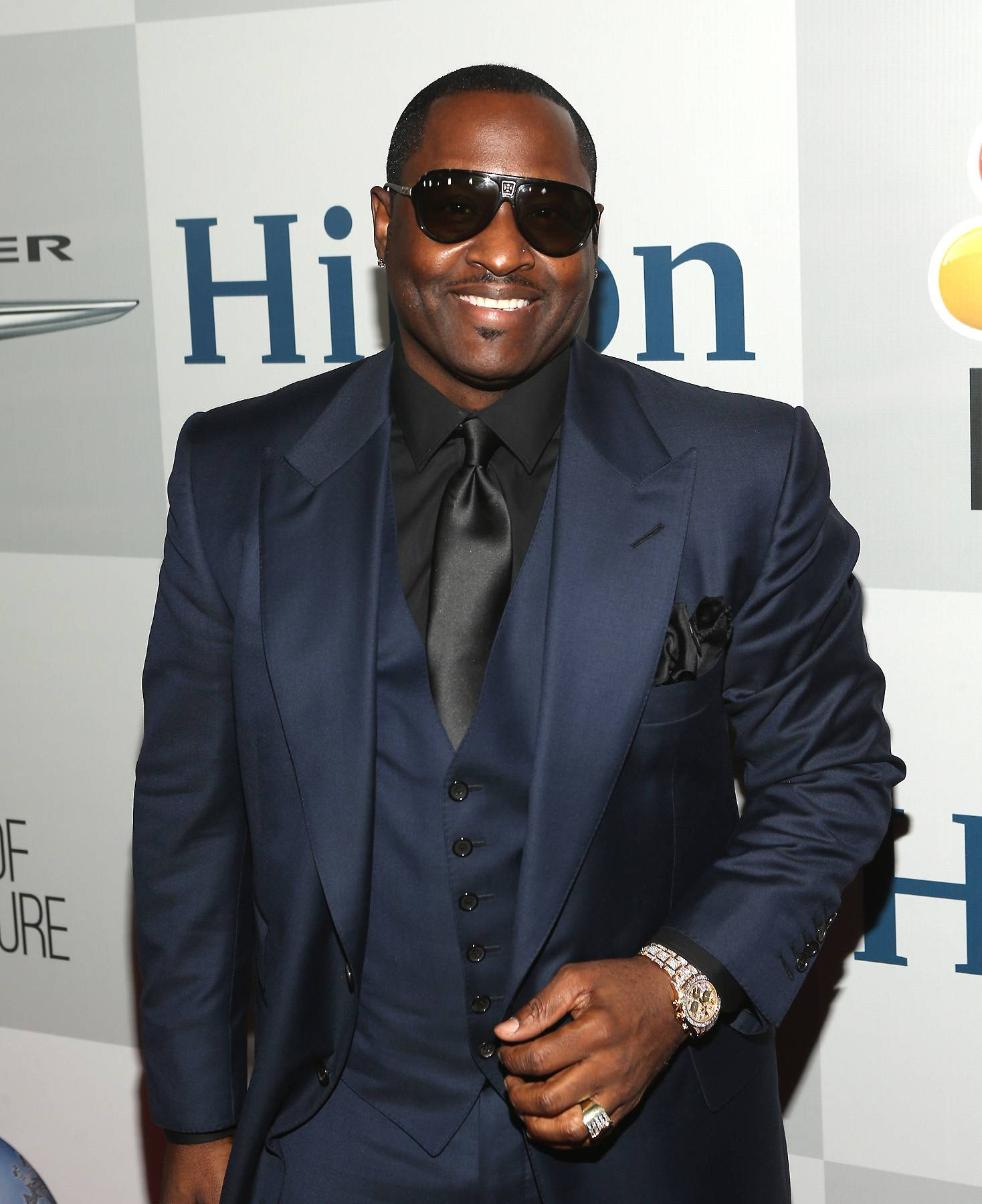 The Game Changer  - Johnny Gill released his latest album Game Changer, which is his seventh studio album. On this album, you feel the nostalgic vibes of the '80s and '90s R&B that maintains the funky style listeners love. (Photo: Jesse Grant/Getty Images for NBCUniversal)