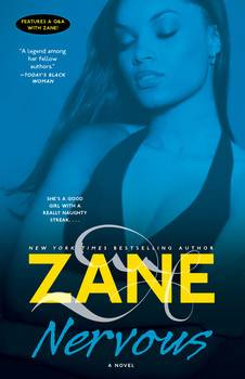 Zane's Nervous - Watch #BLX: In Baltimore With Zane(Photo: Simon & Schuster)