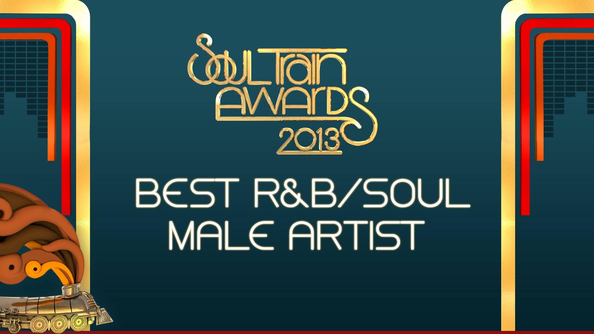Best R&B/Soul Male Artist