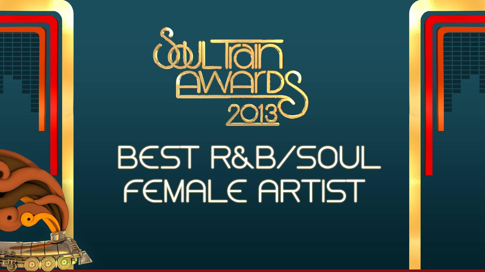 Best R&B/Soul Female Artist