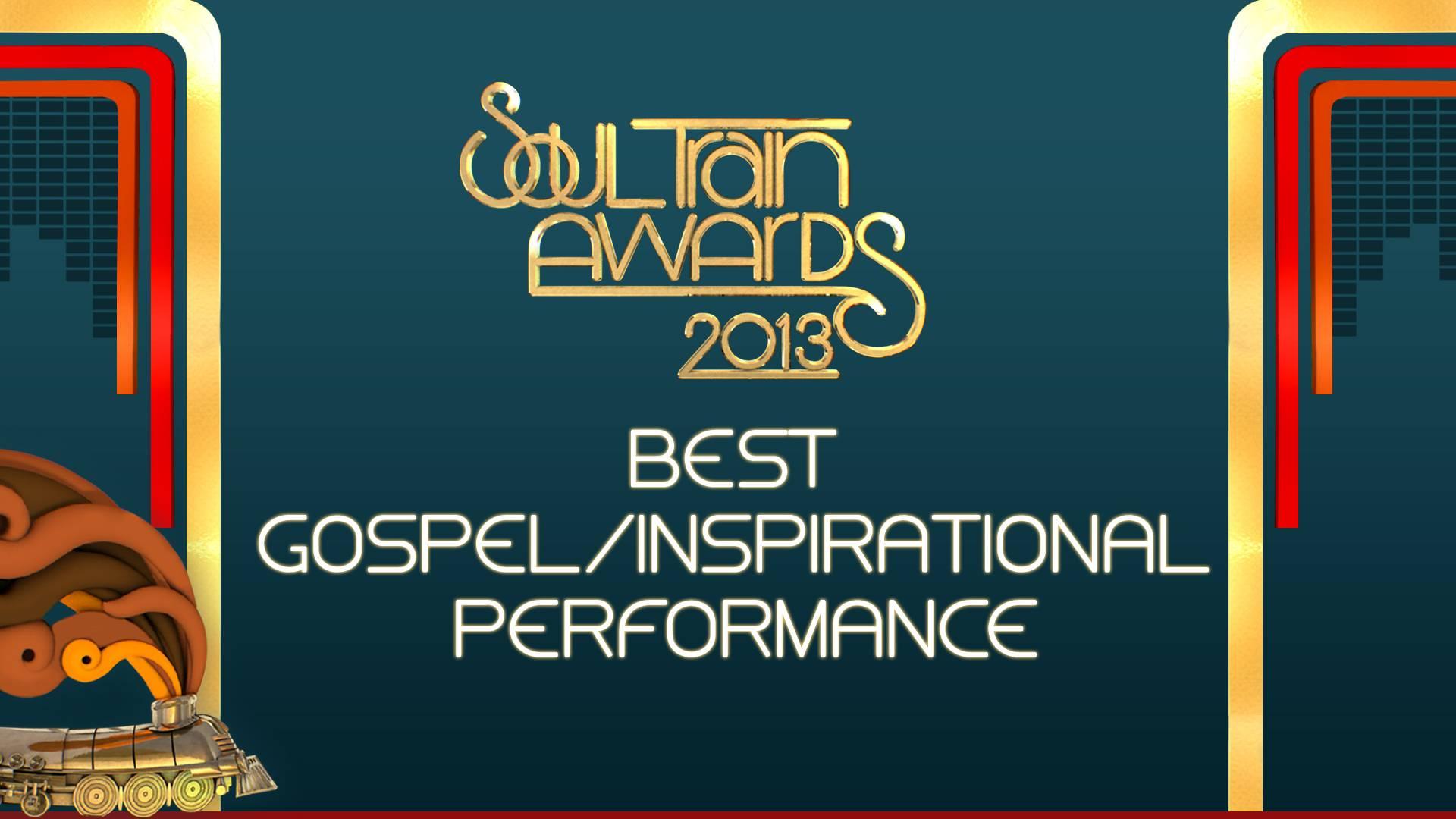 Best Gospel/Inspirational Performance