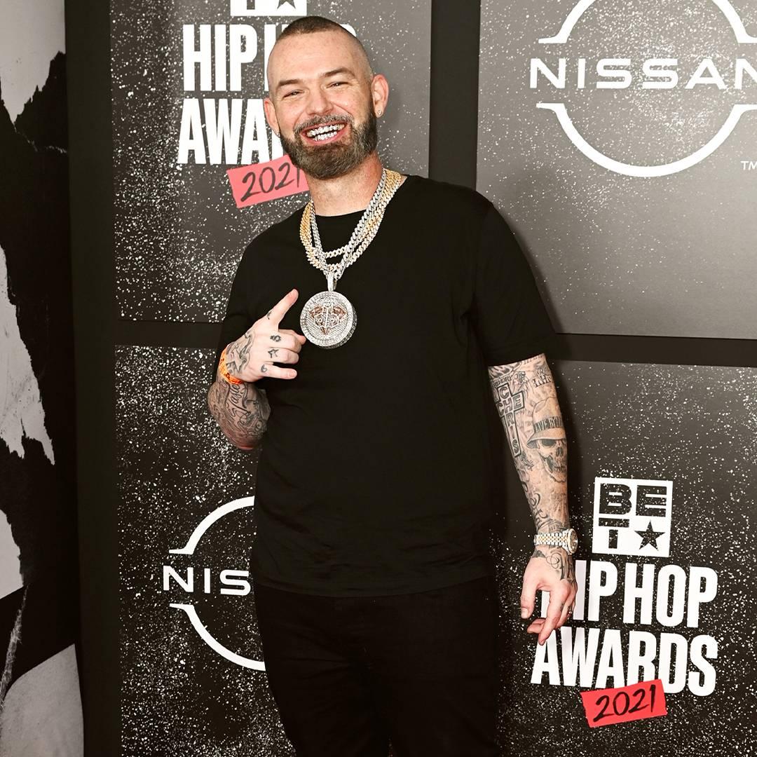 BET Hip Hop Awards 2021 | Red Carpet Paul Wall | 1080 x 1080