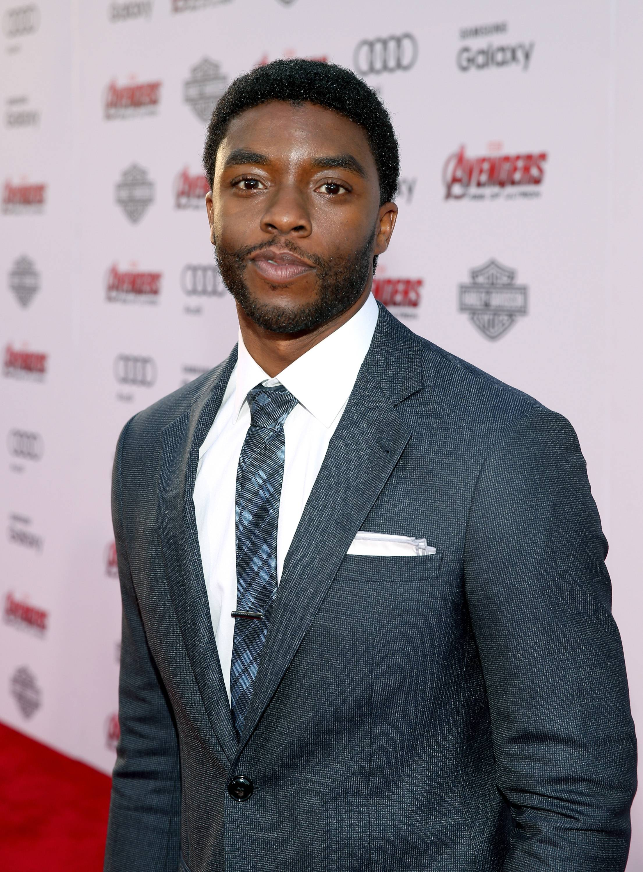 Chadwick Boseman - The actor has a flair for classic, beautiful things. He could be a great piece to add to Sanaa's permanent collection.(Photo: Jesse Grant/Getty Images for Disney)