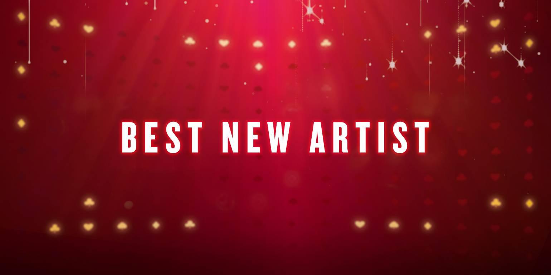 BEST NEW ARTIST - -