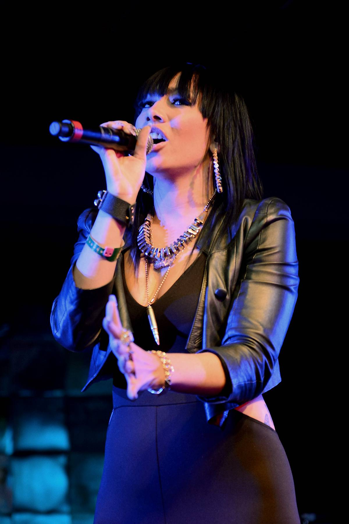 Best New Artist: Bridget Kelly - With heartfelt lyrics and outstanding vocals, this Roc Nation diva is poised to take over.  (Photo: Daniel Boczarski/Getty Images for BET)