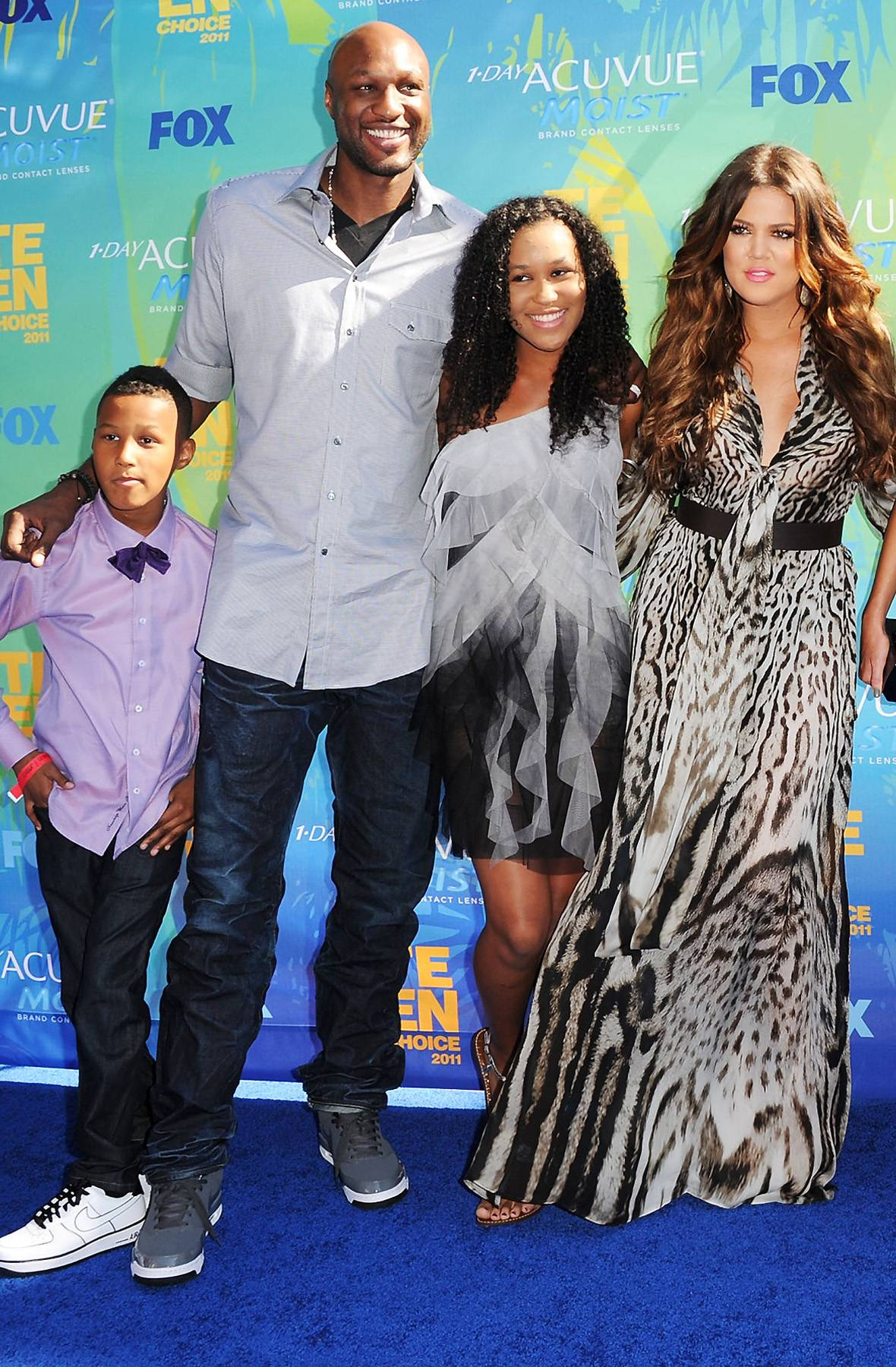Baby Mama Drama - Moralesspoke out about her continuing shock that Odom committed to Kardashian and not her. Morales took Odom to child support court in 2013 over visitation, child support and their children?s appearance onThe Kardashians.(Photo: Jason Merritt/Getty Images)