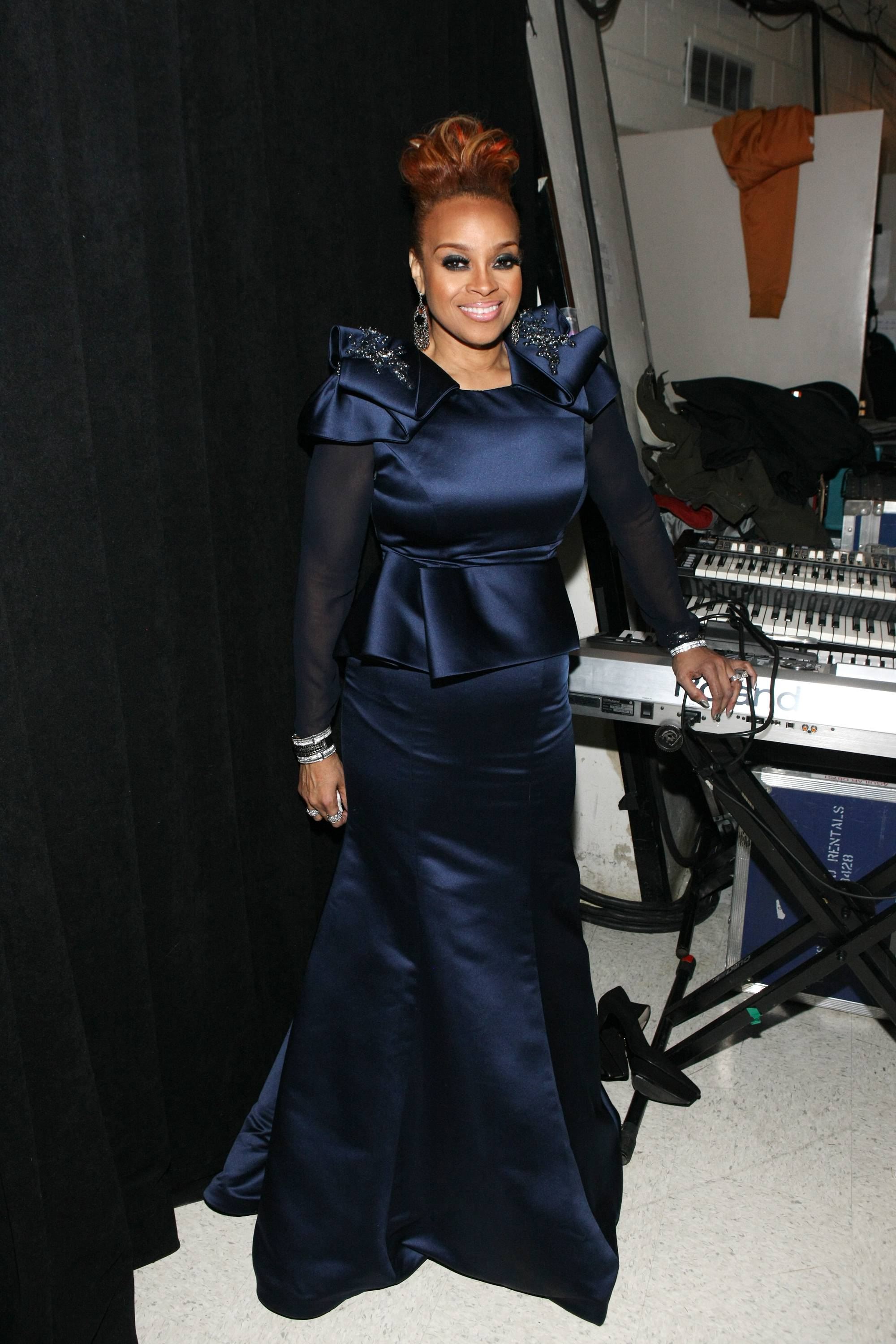 Phenomenal Woman  - The gorgeous Karen Clark Sheard is much more than a singer. Her artistry ranges from writer to vocalist to minister and she continues to inspire some of our favorite artists, like Faith Evans and Mariah Carey, to pursue their dreams. (Photo: Bennett Raglin/BET/Getty Images for BET)