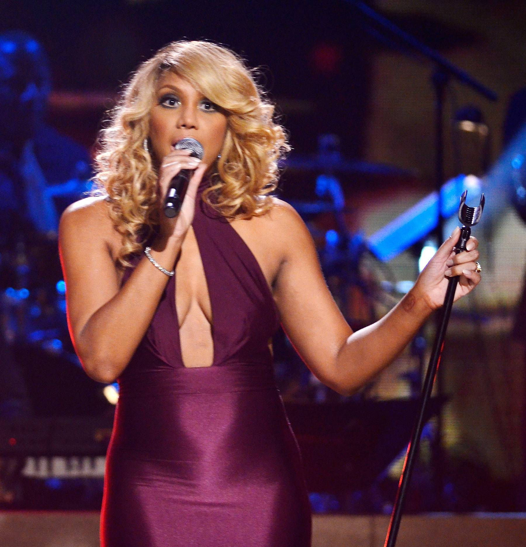 Tamar Braxton - (Photo: Kris Connor/BET/Getty Images for BET)