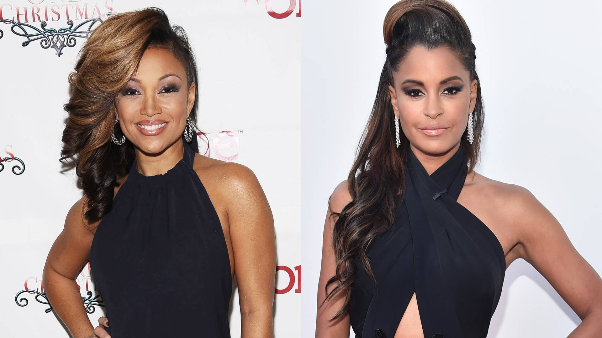 Get to Know: Chante Moore and Claudia Jordan - Claudia Jordan and Chante Moore will be featured on this week's episode of Lift Every Voice on Sunday at 10A/9C!(Photo from left:Rob Kim/Getty Images for TV One,Alberto E. Rodriguez/Getty Images for NAACP Image Awards)