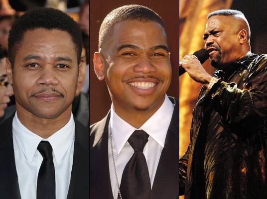 The Gooding Family - Cuba Gooding, Sr. and his group The Main Ingredient scored a hit song with ?Everybody Plays the Fool.? His sons decided to pursue acting over music. Cuba Jr.?s film credits include ?Boyz n the Hood? and ?Jerry Maguire.? Omar has appeared in ?Hangin? With Mr. Cooper? and ?Baby Boy.?