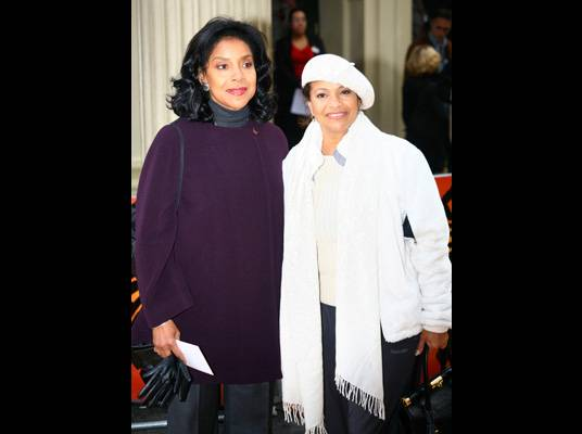 Debbie Allen & Phylicia Rashad - Phylicia spent most of her career in front of an audience. Widely known for her role as Claire Huxtable on ?The Cosby Show,? she also has a long list of Broadway stage credits. Although a noted actress, Debbie likes to play behind the scenes and has directed shows like ?Girlfriends,? ?The Fresh Prince of Bel-Air? and ?Everybody Hates Chris.?
