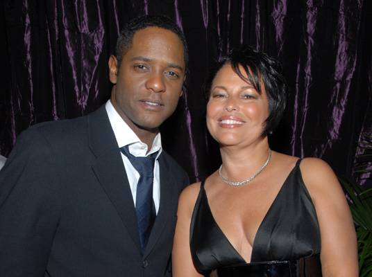 Blair Underwood - His feature film debut was in the movie, ?Krush Groove? in 1985.