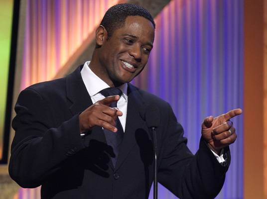 Blair Underwood - In 1994, he married Desiree DaCosta. They have three children together.
