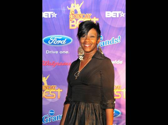 WINNERLeAndria Johnson - <b>Audition City:</B> New Orleans<BR><BR><b>Current Hometown:</b> Ocoee, Florida<BR><BR><b>Bio:</b> LeAndria was born in Orlando, Florida, and started singing at the age of 2. She currently serves as the Praise and Worship leader at her church.<BR><BR>LeAndria dedicates her time to raising her two children, Caleb and Calen.