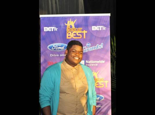 Davon Fleming - <b>Audition City:</b> Philadelphia<BR><BR><b>Current Hometown:</b> Baltimore<BR><BR><b>Bio:</b> Davon is spiritually grounded and so appreciative of the love and support God has given him from his church and his mom.<BR><BR>??Sunday Best? is a great opportunity to spread the love of Jesus Christ and let all those people who said I would never be anything know that I am somebody.?
