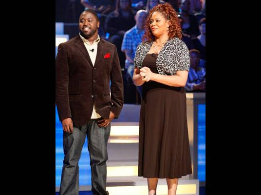 """Kim Coles - Kim Coles served as the host of BET's """"Pay It Off""""."""