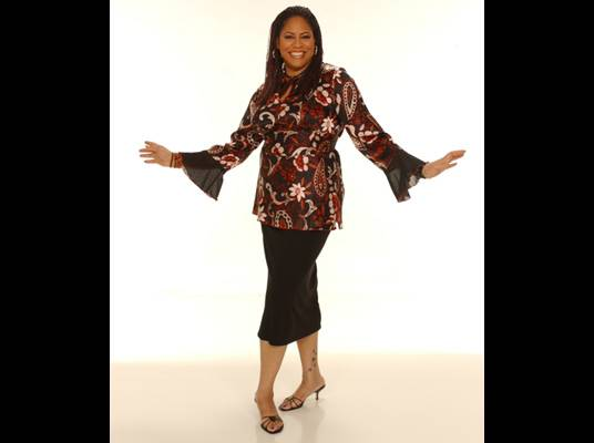 """Kim Coles - She is best known for her role as Synclaire James on the hit show """"Living Single."""""""