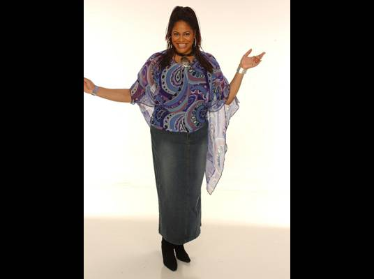 """Kim Coles - Kim was one of the original cast members of the sketch comedy show """"In Living Color."""""""