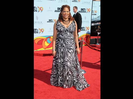 """Kim Coles - She has appeared on a variety of television shows including """"Frazier"""" and """"Six Feet Under."""""""