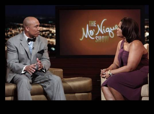 Hines Ward - Super Bowl XL MVP and Pittsburgh Steeler Hines Ward tells Mo?Nique about his football experience, and presenting at 11th Super Bowl Gospel Celebration.<br><br>Photo Credit: Darnell Williams