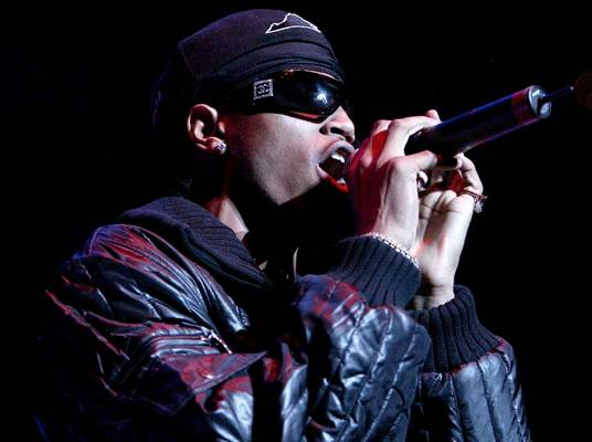Trey Songz - Trey released five singles from his latest and most successful album, ?Ready.?