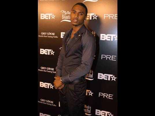 Trey Songz - For the first several years of his career, Trey had cornrows. He cut his hair in 2008.