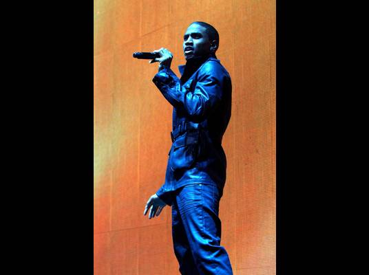 Trey Songz - It was during a talent show that Trey was discovered by record producer Troy Taylor.
