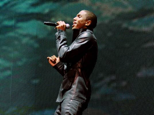 Trey Songz - Many rappers have featured Trey on their songs including Twista, Jeezy and frequent collaborator Drake.