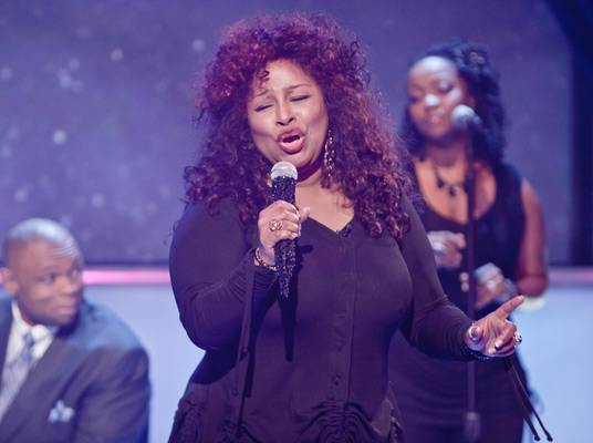 Chaka Khan - Chaka Khan sings her hits, ?I Feel For You? and ?Ain?t Nobody.?