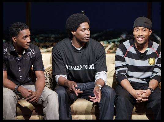 RydazNrtisT - Nick Cannon signed Rueben, GQ and Kevin, the members of RydazNrtisT.