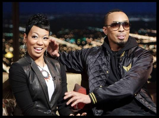 Monica & Dallas Austin - Award-winning producer Dallas Austin has produced music for Monica since her first album.