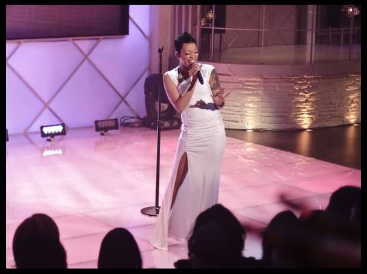 Monica - Monica performs her number one hit, ?Everything to Me.?