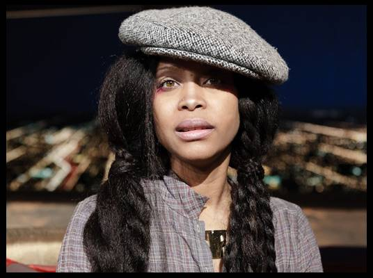 Erykah Badu - Erykah explains her experiences that led up to the creation of her new album, ?New Amerykah Part Two (Return of the Ankh).?