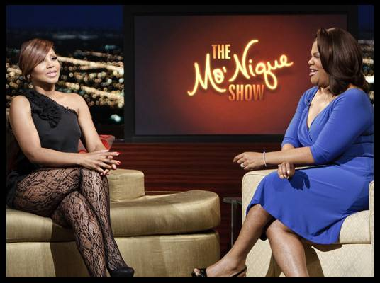 Toni Braxton & Mo'Nique - The ladies discuss the meaning of the title of Toni?s new album, ?Pulse.?