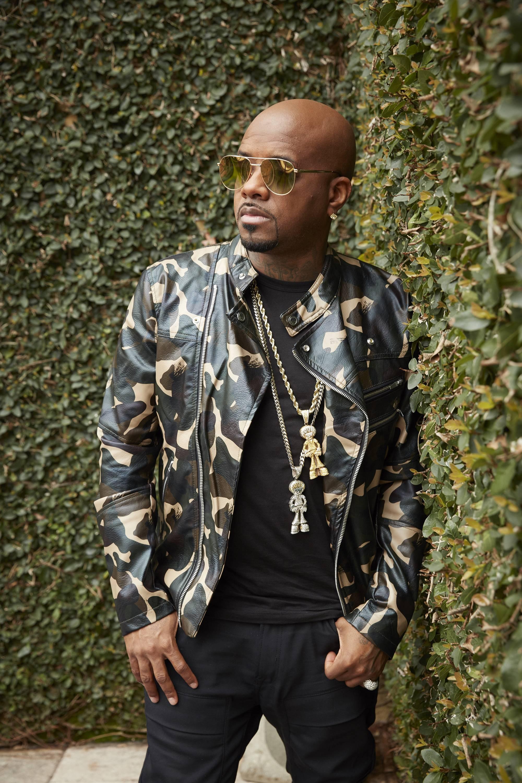 Rapper and producer Jermaine Dupri - (Courtesy of JCE)