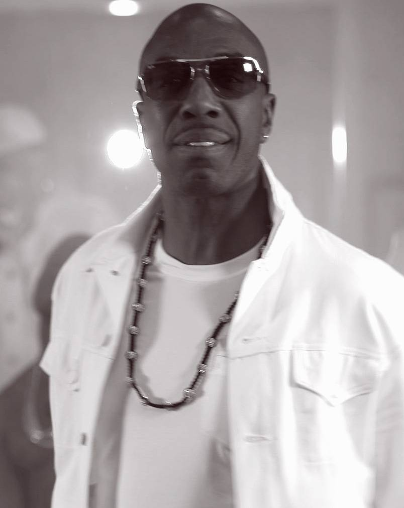 J.B. Smoove - J.B. Smoove sort of looks like Inspectah Deck from Wu-Tang Clan, so we expect that he would have some type of lyrical talent. Plus he's worked with Larry David, so any bars being dropped would likely be pretty funny.   (Photo: BET)