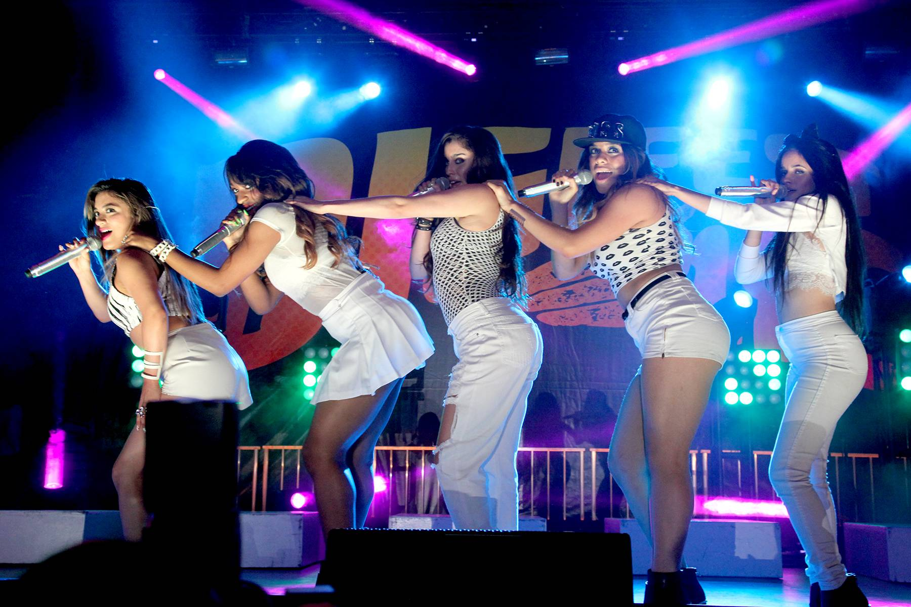 Fifth Harmony Stops by 106 & Park - Check out Fifth Harmony on 106 & Park tonight at 5P/4C. (Photo: Donald Bowers/Getty Images for DigiTour Media)